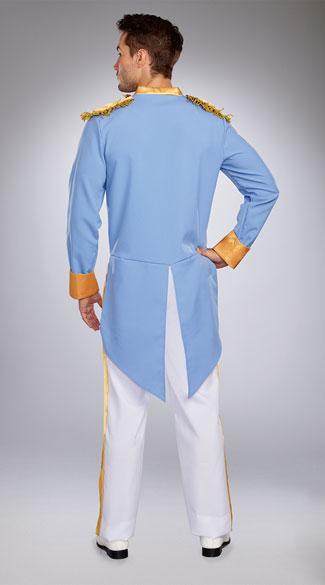 SHARE THE LOVE & Handsome Prince Costume Charming Prince Costume - Yandy.com