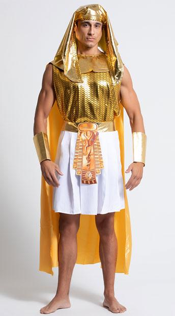 Men's Ramses Costume - As Shown