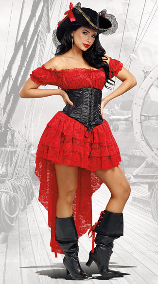 Halloween Wench Costumes