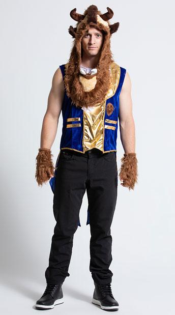 Sexy beast costume