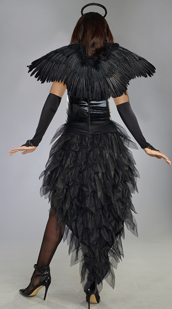 Angel of Darkness Costume - As Shown
