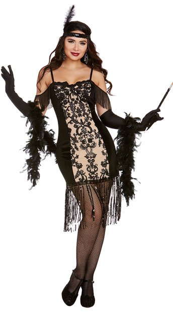 1920s Costume for Ladies