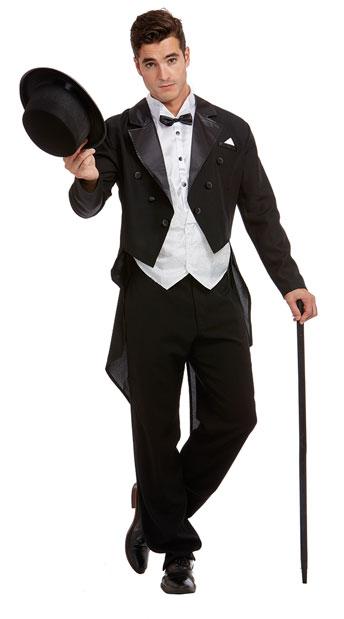 Gatsby costume - 1920s mens fashion