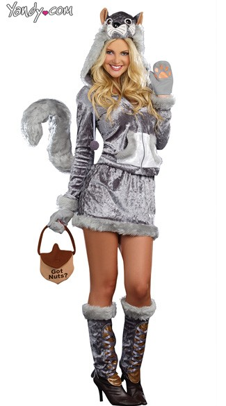 SHARE THE LOVE  sc 1 st  Yandy : squirrel costume for women  - Germanpascual.Com