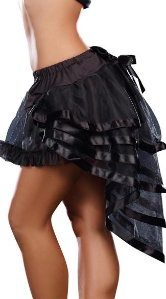 Fairytale Petticoat - Black
