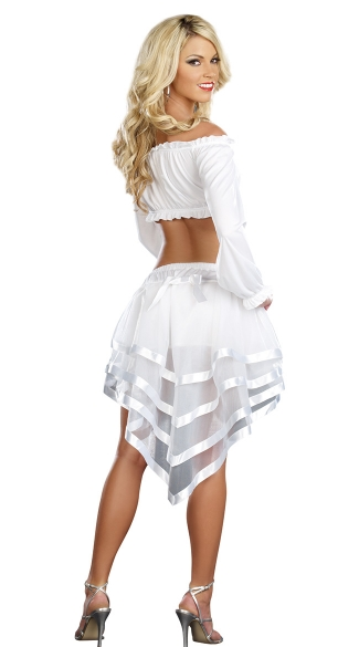 Fairytale Petticoat - White