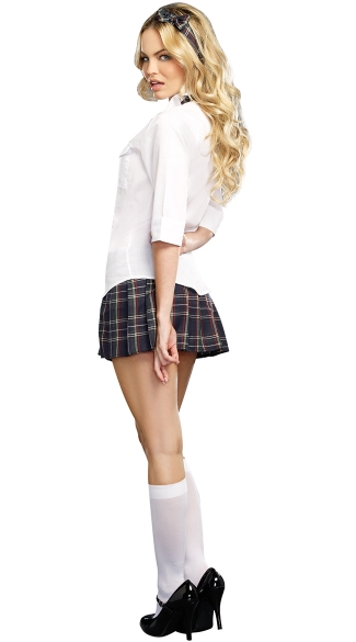 Prep School Costume - Multicolor