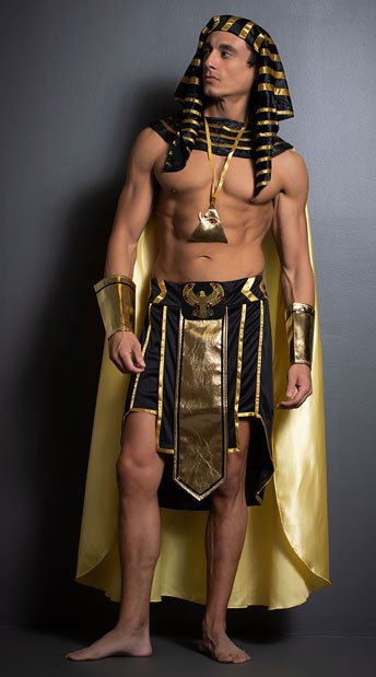 King Of Egypt Costume - as shown