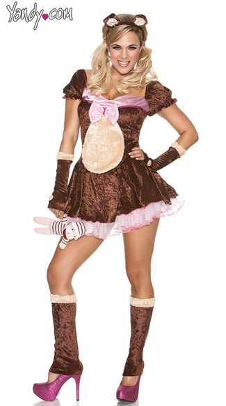 Beary Cute Costume - Brown