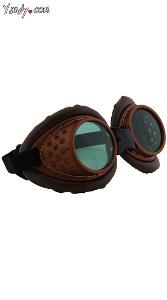 Machinest Steam Punk Goggles, Steam Punk Glasses, Steampunk Googles, Steampunk Brass Goggles