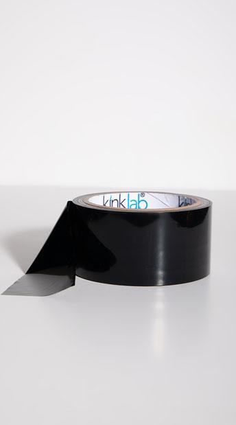 Black Bondage Tape - Black