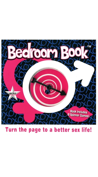 Bedroom Book - As Shown