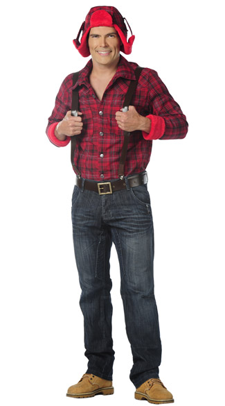 paul bunyan costume 6695 write a review everybody own your sexy