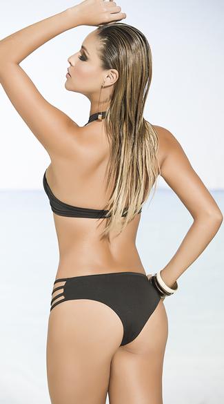 Yandy Pool Goddess Black Bikini - as shown