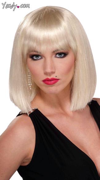 Blonde Vibe Wig - Blonde