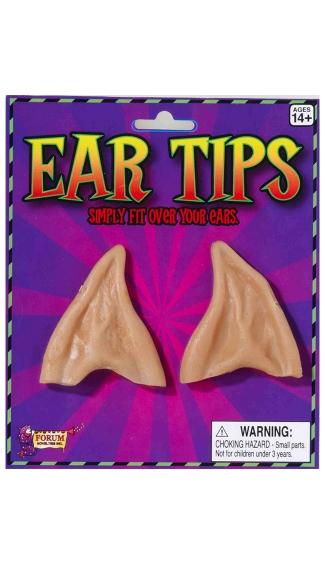 Pointy Ear Tips - Beige