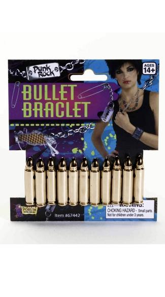 Bullet Bracelet - Bronze