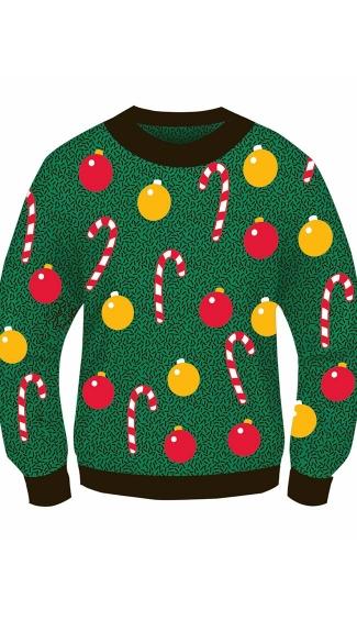 Tis the Season Sweater - Green