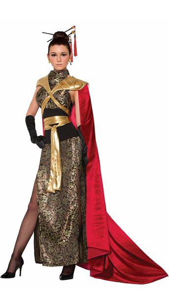 Dragon Empress Costume, Sexy Geisha Costume - Yandycom-1340