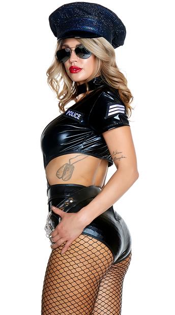 Cuffing Season Costume - Black
