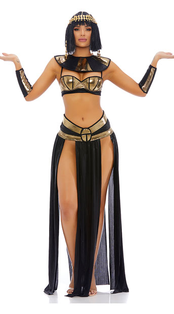 Pharaoh To You Costume - As Shown