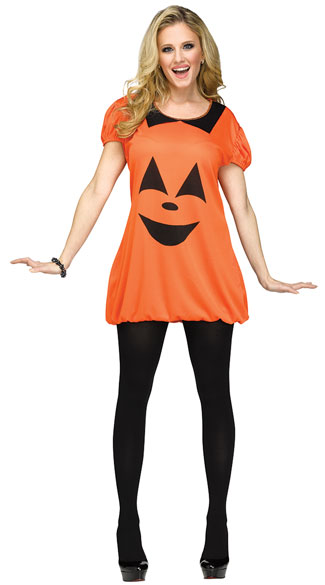 Cute Pumpkin Romper Costume, Pumpkin Costume, Sexy Pumpkin Costume