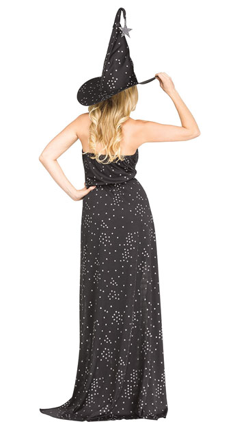 Seeing Stars Witch Costume - As Shown