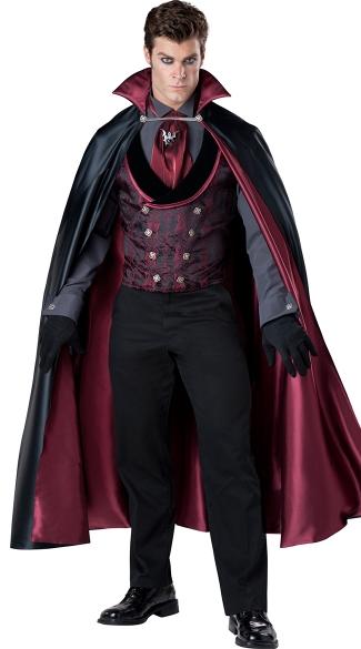 Yandy Men's Deluxe Vampire Costume