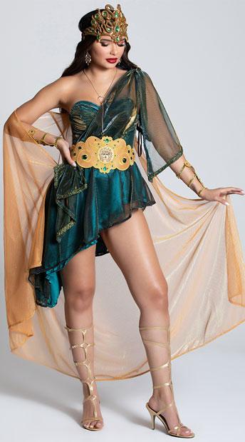 Yandy Women's Mesmerizing Medusa Costume