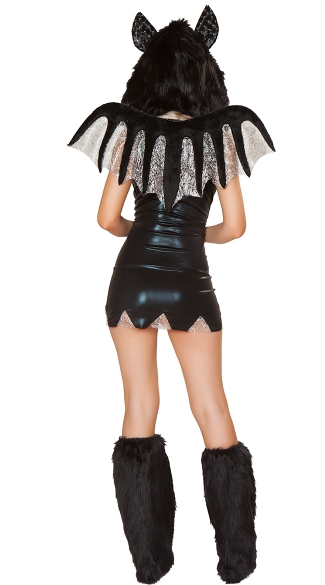 Black Bat Wings  sc 1 st  Yandy & Black Bat Wings Bat Costume Wings Black Wings