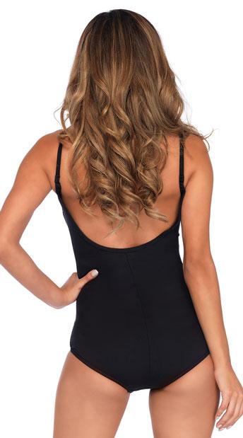 Basic Bodysuit - Black