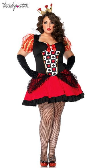 Plus Size Wicked Queen Costume Plus Size Red Queen Costume Plus Size Evil Queen Costume  sc 1 st  Yandy & Plus Size Wicked Queen Costume Plus Size Red Queen Costume Plus ...