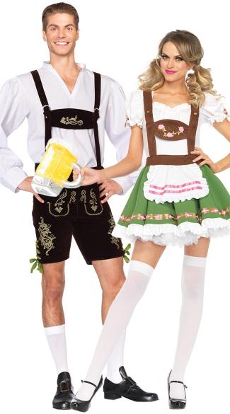 oktoberfest sweetie 39 s couples costume oktoberfest sweetie costume german beer costume sexy. Black Bedroom Furniture Sets. Home Design Ideas