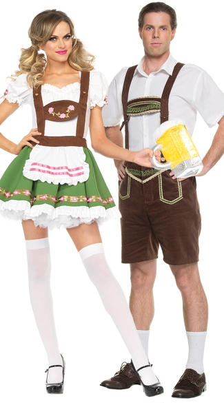 Oktoberfest Cuties Couples Costume  sc 1 st  Yandy & Oktoberfest Cuties Couples Costume Oktoberfest Sweetie Costume ...