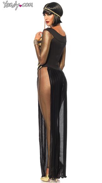 Goddess Isis Costume Egyptian Goddess Costume Cleopatra