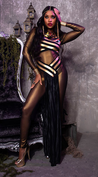 Goddess Isis Costume - as shown
