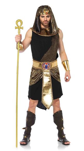 Menu0026#39;s Egyptian God Costume Menu0026#39;s Egyptian Costume Menu0026#39;s Pharaoh Costume