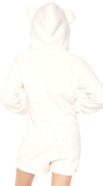 Bearable Babe Romper Costume - Ivory