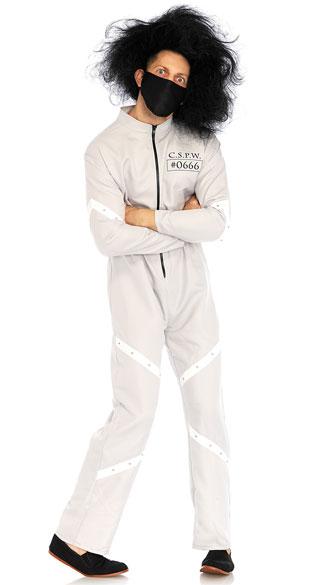 Mens Mental Patient Costume