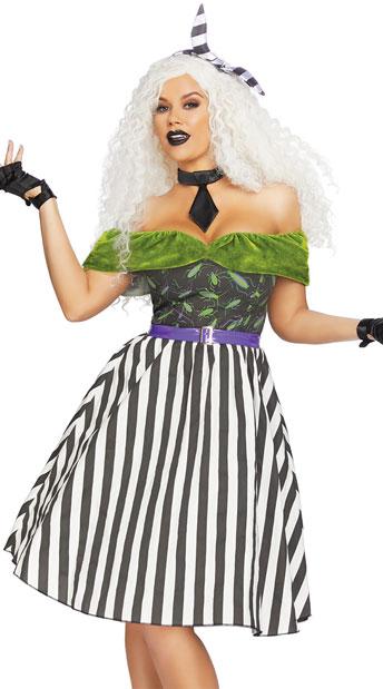 Beetle Beauty Costume Beetlejuice Dress Costume Yandy Com