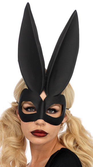 Bad Bunny Eye Mask - Black