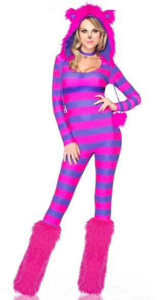 Miss Cheshire Costume Cheshire Halloween Costume