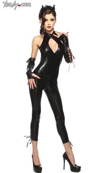 Plus Size Black Panther Costume Plus Size Black Catsuit Costume Plus Size Black Animal Halloween Costume Plus Size Black Panther Halloween Costume  sc 1 st  Yandy & Plus Size Black Panther Costume Plus Size Black Catsuit Costume ...