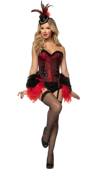Sexy burlesque halloween costumes necessary