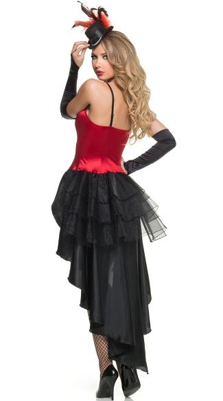 Halloween Burlesque Beauty Costume Halloween Burlesque