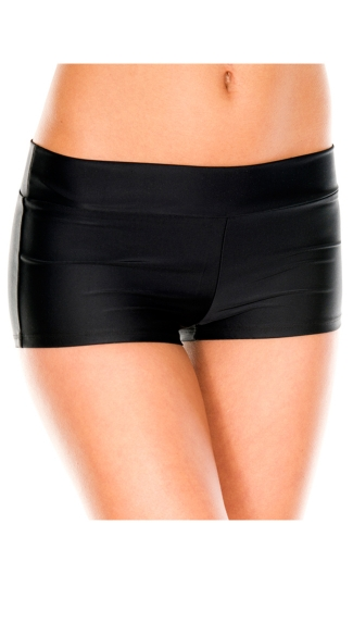 Stretch Tanga Boyshort, Stretch Boyshorts, Neon Boyshorts