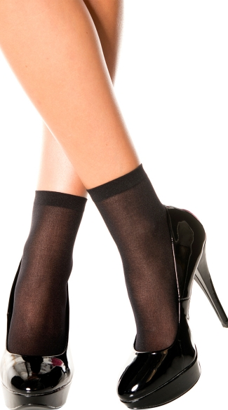 Opaque Socks - Black