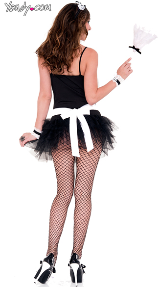 French Maid Kit - As Shown
