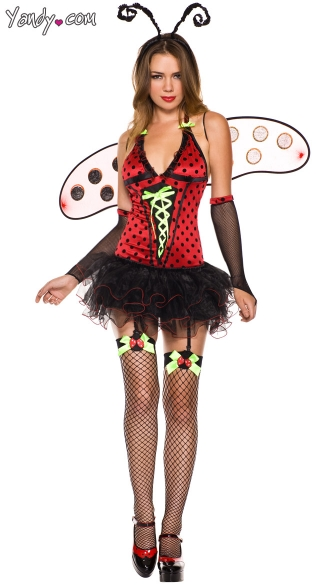 sc 1 st  Yandy : ladybug halloween costume adults  - Germanpascual.Com