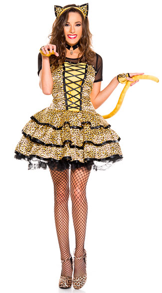 Cheeky Cheetah Costume  sc 1 st  Yandy & Cheeky Cheetah Costume sexy cheeky cheetah costume cheetah costume ...